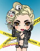 Lady Gaga - Telephone by studiomarimo