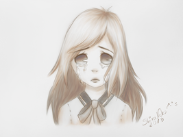 Sadness 2 by ShirNek0