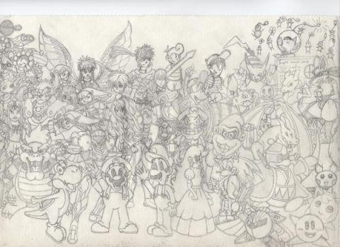 The gangs all here by Gman-300