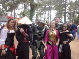 Texas RenFest 2013 by Xephiliomia