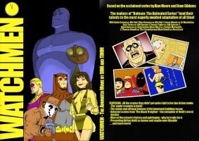 TLIID 252 - Bruce Timm animations - Watchmen by Nick-Perks