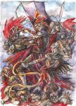 the last battle of Folk of Hammer of Wrath by Righon