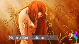 Nijiiro Rei - Lilium by SpainBrother