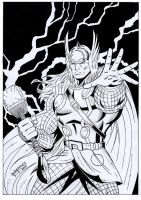 Thor by gioparedes