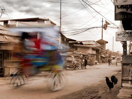 Horse and Carriage Philippines by patindaytona