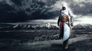 Assassins Creed Revelations - Altair by TheSyanArt