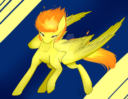 Spitfire by blackrose88