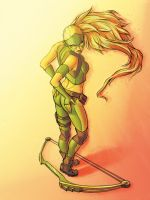 Young Justice: Artemis Crock by KaiKoa