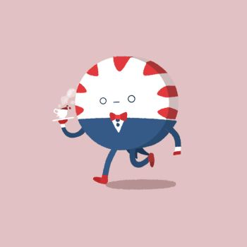 Peppermint Butler by pronouncedyou