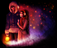 GA | Fireflies by Owlivia