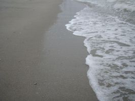 Waves on the Beach by morghach