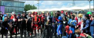 Marvel Gathering by MJ-Cosplay
