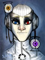 GLaDOS by SIIINS