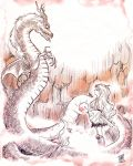 dragon story by Teruchan