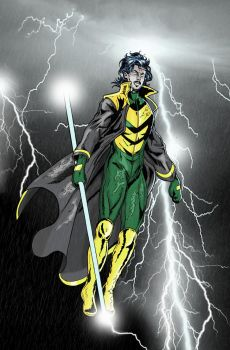 Flash Rogues Gallery - The Weather Wizard by TardisTailz700
