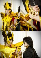 Saint Seiya - Dark by PriSuicun