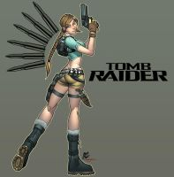 tomb raider  irlgzz by IRLGZZ