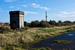 The Old water tower by TonallyTormented