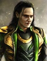 Loki by shobey1kanoby