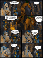 Hunters and Hunted Ch 4 Pg 28 by Saronicle