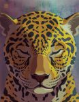 Jaguar Dreaming by Wolfberry-J