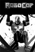 ROBOCOP 2 by galindoart
