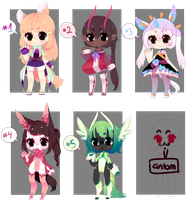 Adopts batch 015 (Auction) - CLOSED by Nelliette