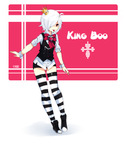 COLLAB: King Boo Cain by GenderAmbiguousInc2