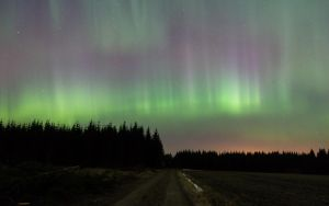Northern Lights III by JereJ