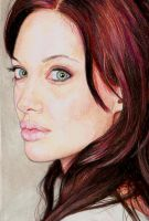 Angelina Jolie Voight by Pevansy