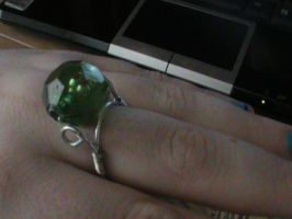 green ring by Ice-Toa-Lover