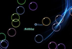 Bubbles 7 by Crustech