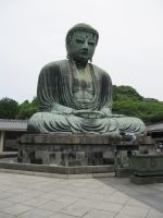Sitting Buddha by archangelselect