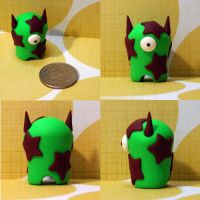 Tab the Timid Monster by TimidMonsters
