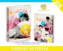Dong Hae notebook by ROY6199