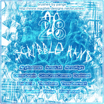 Set 28 - Scribble Hand by pange