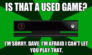 Xbox One: The New HAL 9000 by dark1010101