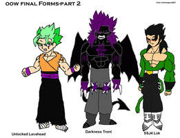 OOW Final Forms-Members Part 2 by true-redemption88