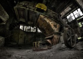 Machinery II by Gundross