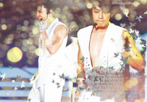 Lee Donghae wallpaper by freakyCHIonew