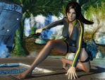 Tomb Raider:Lara Croft wallpaper2 by ethaclane