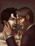 Hannibal - Tell No Tales by Meiseki