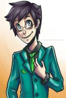 John Egbert by Kayetart