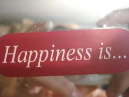happiness is by Piadmagisi