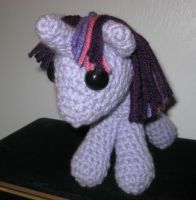 My Little Pony - Baby Twilight Sparkle by kaerfel