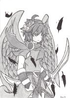 Kid Icarus: Dark Pit by Anax78