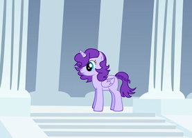 Amethyst Solitaire's Pony creator V3 design by LR-Studios