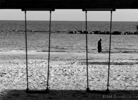 Beach swings by OliverJules