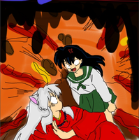 Kagome goes crazy by ShadowOfLive