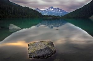 Joffre Sunset by jasonwilde